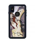 Dragon Charmer Fairy iPhone XS Waterproof Case