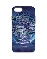 Dragonfly Celtic Knot iPhone 8 Pro Case