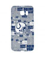 Indianapolis Colts - Blast Galaxy S7 Edge Lite Case