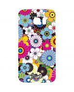 Rainbow Flowerbed Galaxy S7 Edge Lite Case