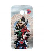 Justice League Heros Galaxy S7 Edge Lite Case
