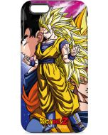 Dragon Ball Z Goku Forms iPhone 6s Pro Case