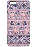 Tribal Elephant Pink iPhone 6/6s Plus Pro Case