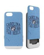 North Carolina Tar Heels 1789 iPhone 6/6s Wallet Case
