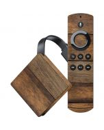 Early American Wood Planks Amazon Fire TV Skin