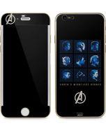 Earths Mightiest Heroes iPhone 6/6s Skin