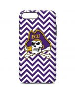East Carolina Chevron iPhone 7 Plus Pro Case