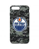 Edmonton Oilers Camo iPhone 7 Plus Pro Case