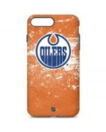 Edmonton Oilers Frozen iPhone 7 Plus Pro Case