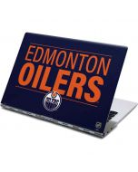 Edmonton Oilers Lineup Yoga 910 2-in-1 14in Touch-Screen Skin