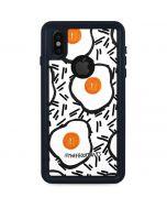 Eggs iPhone XS Waterproof Case