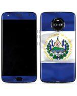 El Salvador Flag Moto X4 Skin