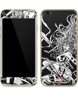 Elektra Throws Sais iPhone 6/6s Skin