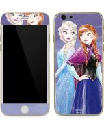 Elsa and Anna Sisters iPhone 6/6s Skin