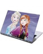 Elsa and Anna Sisters Yoga 910 2-in-1 14in Touch-Screen Skin