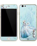 Elsa and Olaf iPhone 6/6s Skin