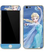 Elsa Icy Powers iPhone 6/6s Skin