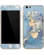 Elsa Side Portrait iPhone 6/6s Skin