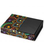 Emergence Colored Xbox One Console Skin