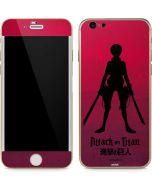Eren Jaeger iPhone 6/6s Skin