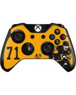 Evgeni Malkin #71 Action Sketch Xbox One Controller Skin
