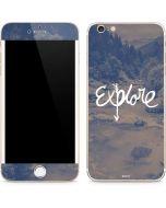 Explore iPhone 6/6s Plus Skin