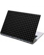 Black Grid Yoga 910 2-in-1 14in Touch-Screen Skin