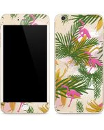 Flamingo Pattern iPhone 6/6s Plus Skin