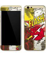 Flash Block Pattern iPhone 6/6s Skin