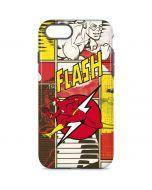 Flash Block Pattern iPhone 8 Pro Case