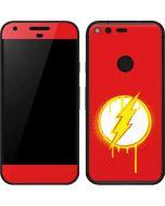 Flash Emblem Drip Google Pixel Skin