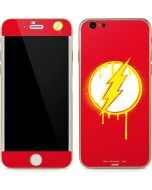 Flash Emblem Drip iPhone 6/6s Skin