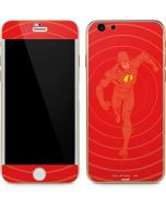 Flash Spinner iPhone 6/6s Skin