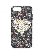 Floral Heart iPhone 7 Plus Pro Case