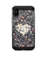 Floral Heart iPhone XS Max Cargo Case