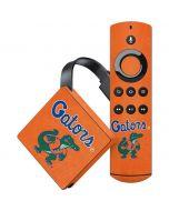 Florida Gators Orange Amazon Fire TV Skin