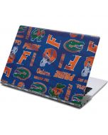 Florida Gators Pattern Yoga 910 2-in-1 14in Touch-Screen Skin