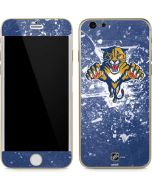 Florida Panthers Frozen iPhone 6/6s Skin