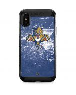 Florida Panthers Frozen iPhone XS Max Cargo Case