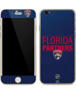 Florida Panthers Lineup iPhone 6/6s Skin