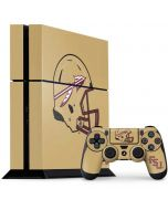 Florida State Helmet PS4 Console and Controller Bundle Skin