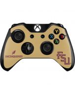 Florida State Unconquered Gold Xbox One Controller Skin