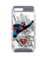 Flying Superman iPhone 8 Plus Cargo Case