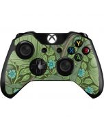 Forget-Me-Nots by William Morris Xbox One Controller Skin