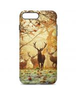 Four Red Deer iPhone 7 Plus Pro Case