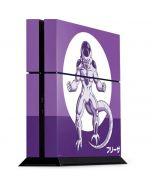 Frieza Monochrome PS4 Console Skin