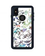 Frondescence iPhone XS Waterproof Case
