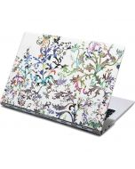Frondescence Yoga 910 2-in-1 14in Touch-Screen Skin