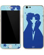 Frozen Silhouettes iPhone 6/6s Skin
