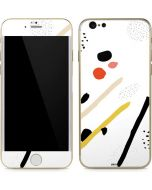 Dots and Dashes iPhone 6/6s Skin